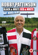 BOBBY PATTINSON - BLACK AND WHITE AND RED AND WHITE BUT NEVER BLUE